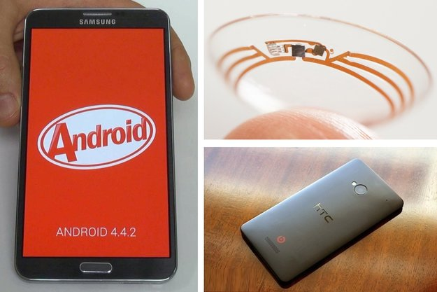 Android-Charts: Die androidnext-Top 5+5 der Woche (KW 3/2014)