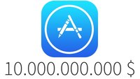 Apple App Store: 2013 mehr als 10 Milliarden Umsatz + neue Themenspecials