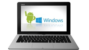 ASUS Transformer Book Duet TD 300: Tablet-Laptop-Kombo mit Windows 8.1 & Android 4.2 vorgestellt [CES 2014]