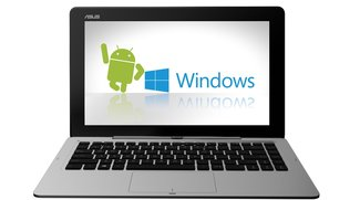 ASUS Transformer Book Duet TD 300: Tablet-Laptop-Kombo mit Windows 8.1 &amp&#x3B; Android 4.2 vorgestellt [CES 2014]