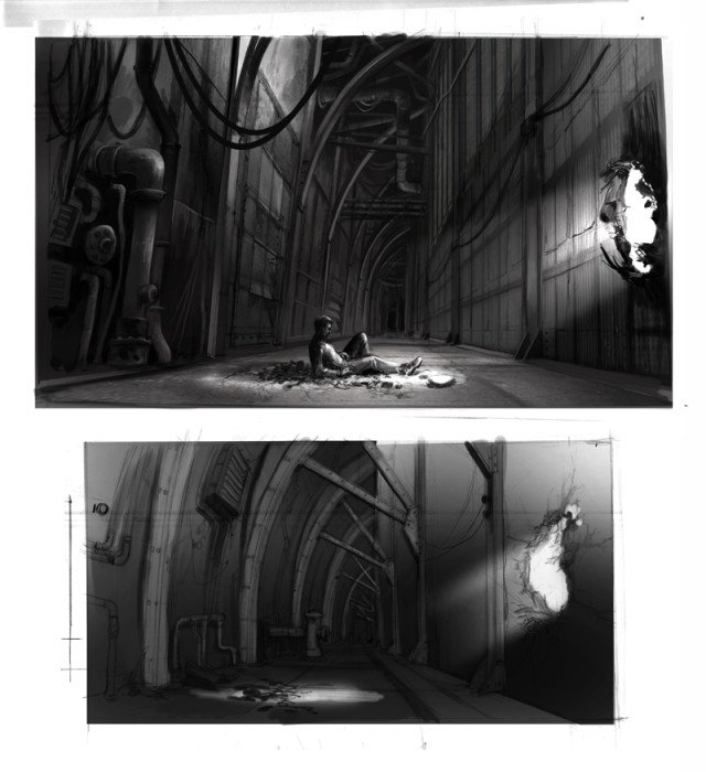 bioshock movie concept art 2