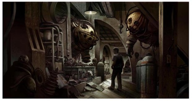 BioShock: So hätte der Kinofilm aussehen können