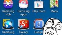 Smartphone-Bloatware: Vorinstallierte Apps sollen künftig deinstallierbar sein – in Korea