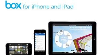 50 GB Gratisspeicher: Box mit neuer App für iPhone und iPad
