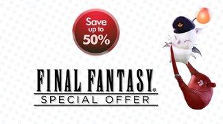 Rollenspiel-Schnäppchen: 15 Final Fantasy-Games im PSN reduziert
