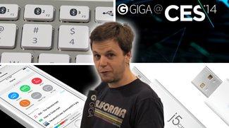 CES 2014: Die besten Gadgets aus Las Vegas - Teil 1