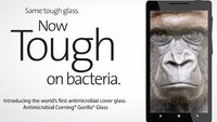 Neues Corning Gorilla Glass ist antibaktierell