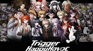 Danganronpa - Trigger Happy Havoc: Murder Visual Novel für die Vita im Trailer