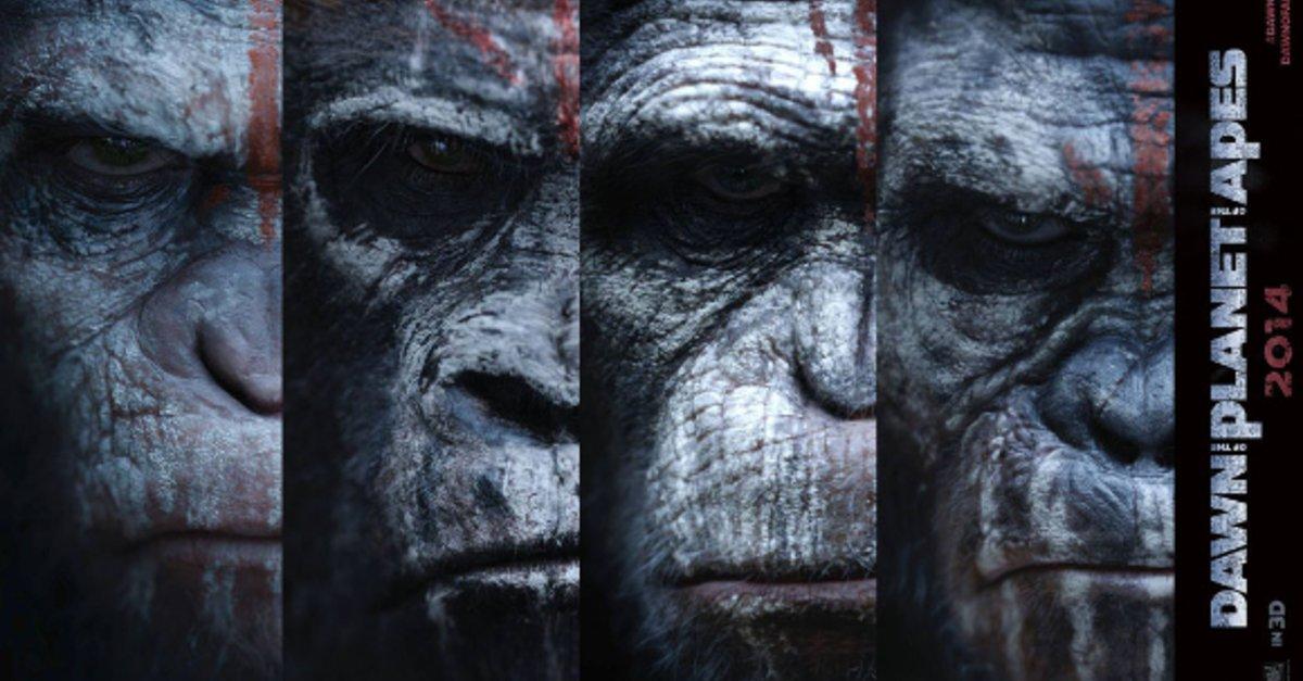 X Men Cast Planet der Affen: Revo...