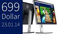 4K-Display noch günstiger: Dell stellt 28-Zoll-Modell für 699 US-Dollar vor
