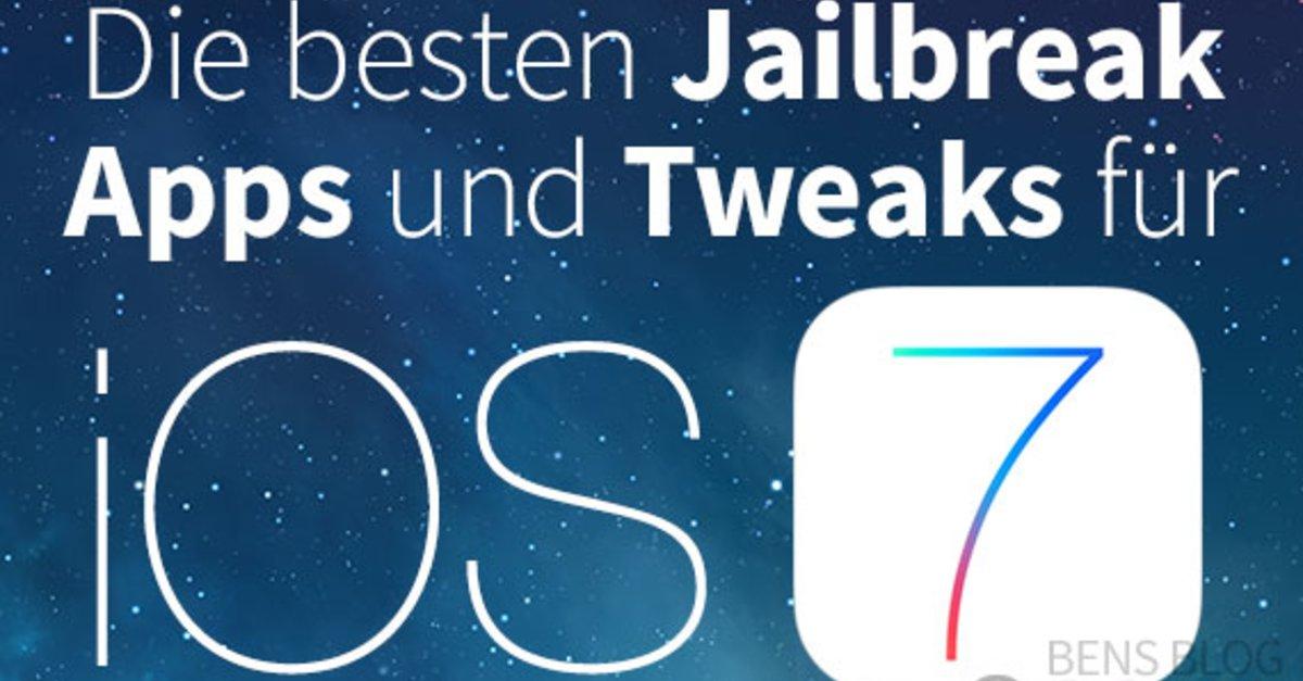 Cydia: Top 40 Jailbreak Apps und Tweaks für iOS 7 in 2014