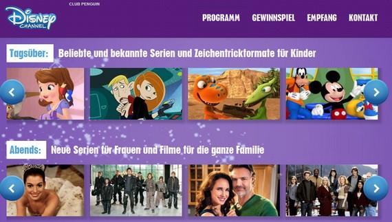 Disney Channel Startet Im Free Tv Programm Empfang Livestream