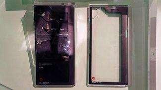 ZTE: Smartphone mit austauschbarer Hardware vorgestellt