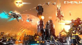Etherium: Neues Science Fiction-Strategiespiel in Trailer angekündigt