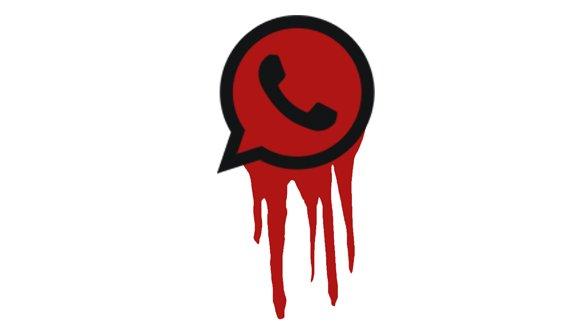 """WhatsApp-Kettenbrief: """"Ich werde Dein Blut trinken, Deine Knochen aufessen"""""""