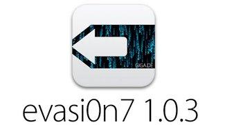 evasion 7 v1.0.3: Neue Version des iOS 7 Jailbreaks veröffentlicht