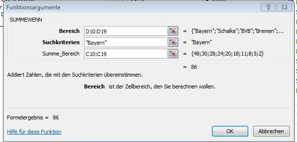 excel-bedingte-summen-screenshot