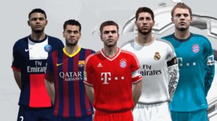 FIFA 14 Ultimate Team: Team Of The Year - Update: Mittelfeldspieler