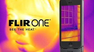 FLIR ONE macht aus dem iPhone eine Wärmebildkamera