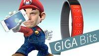 Super Mario fürs iPhone, Identitätsdiebstahl und die iWatch: GIGA Bits