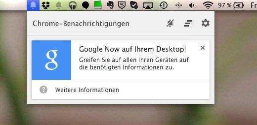 Google Now: So aktiviert man den smarten Assistenten am Desktop