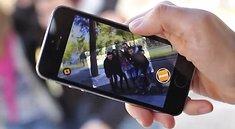 "App gegen das ""Vertical Video Syndrome"": Horizon filmt im Querformat"