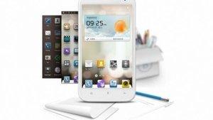Huawei Ascend Mate 2 4G offiziell auf der CES 2014 vorgestellt
