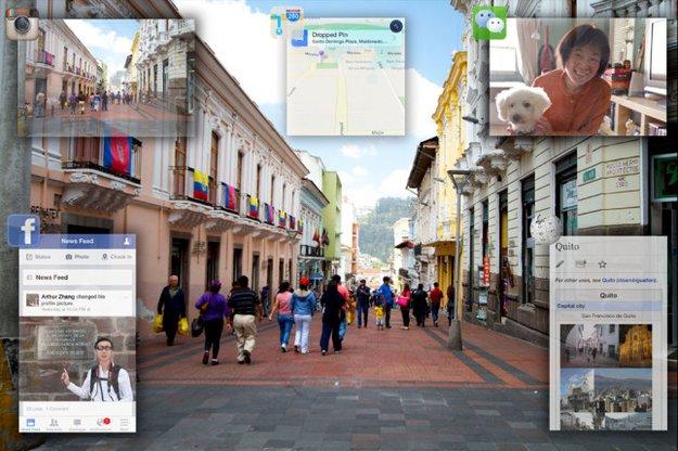 Google Glass bekommt Konkurrenz: Augmented Reality mit Kontaktlinsen