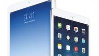 Gerücht: iPad Pro als Hybrid zwischen iOS und OS X