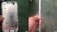 Vermeintliches Gehäuse des iPhone 6 zeigt sich auf ersten Bildern