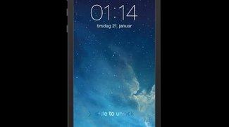 iOS 7.1 Beta 4: Weitere Veränderungen der Benutzeroberfläche