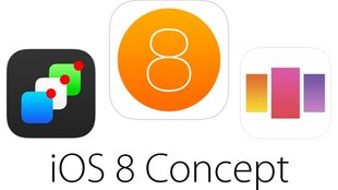 iOS 8: Interaktive Benachrichtigungen und Split Screen Multitasking (Videos)