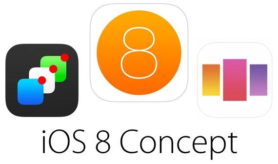 iOS 8: Interaktive Benachrichtigungen und Split Screen Multitasking (Videos)