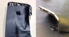 25 krasse iPhone-Schäden: Von der unfähigen Freundin bis zum Mähdrescher