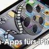 5 coole Film-Apps für iPhone-User: Von Action Movie FX bis Kinoradar