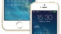 iOS 7: Kalender für den Sperrbildschirm des iPhones erstellen (Tipp)