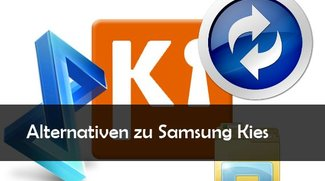 Samsung Kies: Alternativen zur Synchronisation