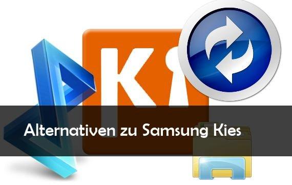 Samsung Kies: Alternativen zur Synchronisation