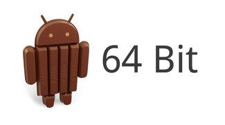 Intel: Android 4.4 für 64 Bit-Prozessoren fertiggestellt