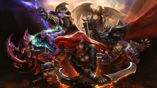 League of Legends: Interaktive Karte zur neuen Version von Summoner's Rift