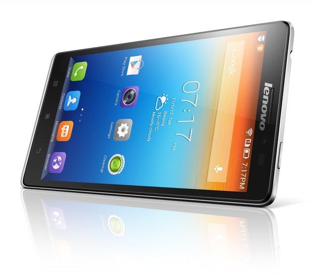Lenovo Vibe Z: Topmodell mit Snapdragon 800-SoC & drei weitere Smartphones vorgestellt
