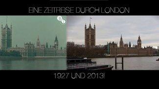 175 Jahre Fotografie - London 1927 und 2013! Eine tolle Zeitreise!