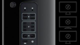 Mac Pro: Mehrere Displays verwenden - Monitorkonfigurationen erklärt