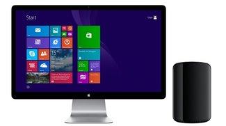 Mac Pro 2013: Boot Camp unterstützt nur Windows 8, nicht Windows 7