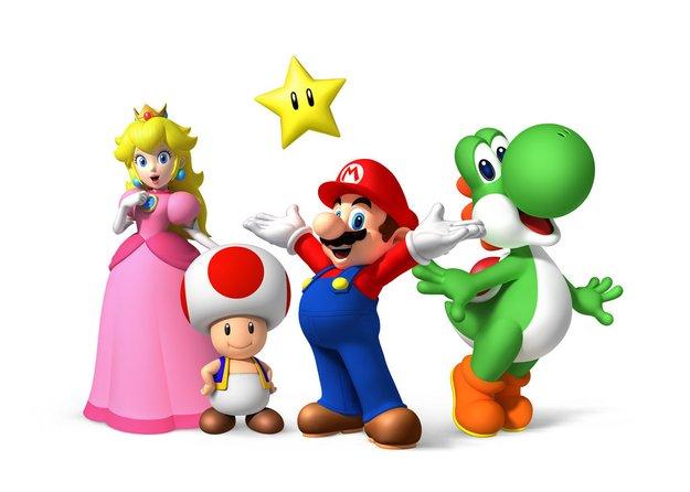 Nintendo: Mario-Spiele auf Smartphones nicht in Sicht