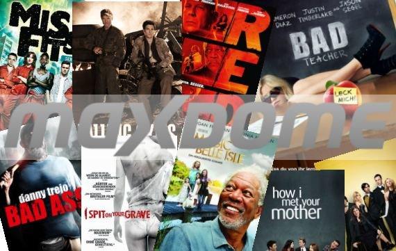 maxdome im Test: Filme und Serien als Flatrate im Stream