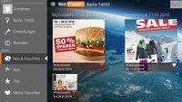 MeinProspekt: Aktuelle Angebote von Supermärkten, Elektronikhäusern und mehr in einer App