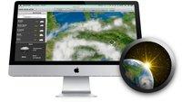 MeteoEarth für den Mac vorgestellt: Wetter-App mit iCloud-Vernetzung