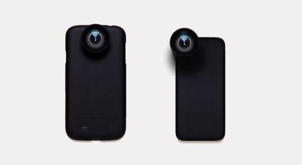 Moment: Aufsteck-Linsen für Samsung Galaxy-Smartphones bei Kickstarter