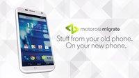 Motorola Migrieren: Datentransfer-App hilft jetzt auch iPhone-Nutzern beim Wechsel auf Moto G & Co.
